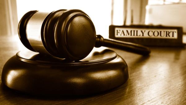 בית משפט לענייני משפחה. אילוסטרציה