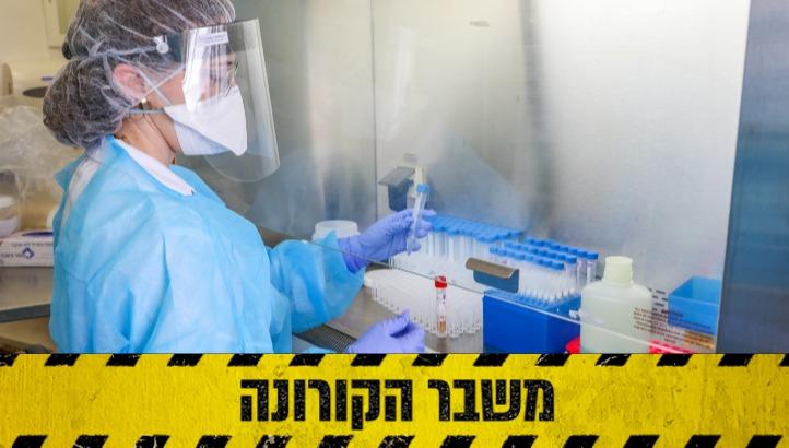 בדיקות קורונה בישראל. ארכיון