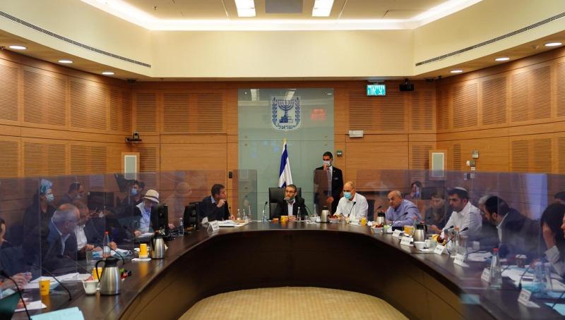 ישיבת ועדת הכספים, היום