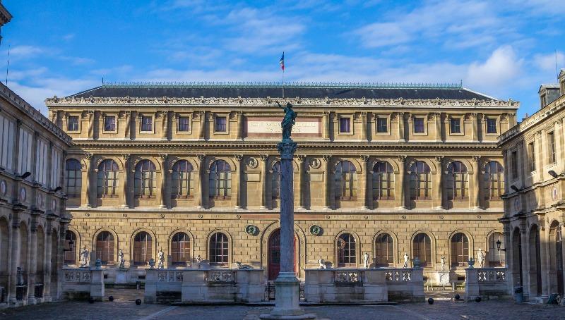 בניין האסיפה הלאומית של צרפת