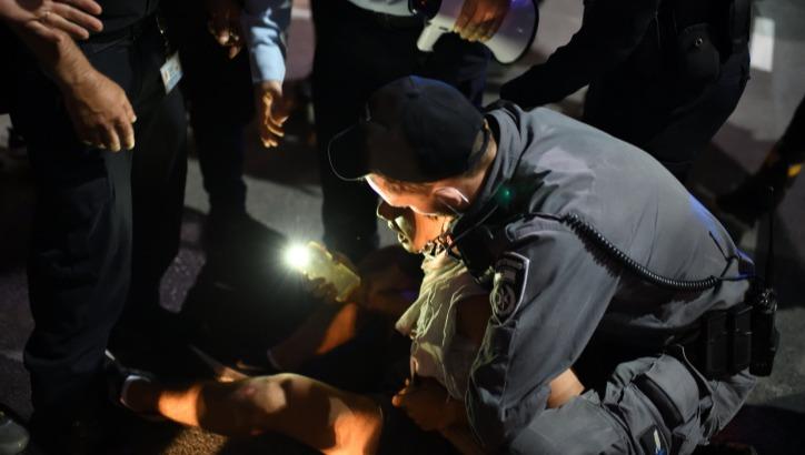 עימותים בין המשטרה