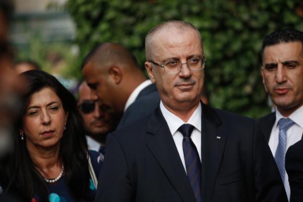 ראש ממשלת הרשות, ראמי חמדאללה