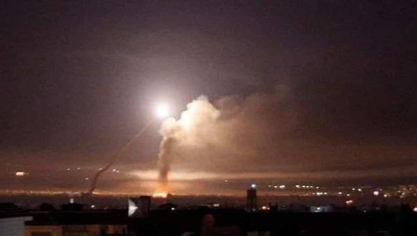 """תקיפת צה""""ל בסוריה, ארכיון"""