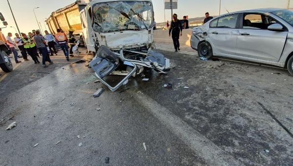 התאונה סמוך לצומת שוקת