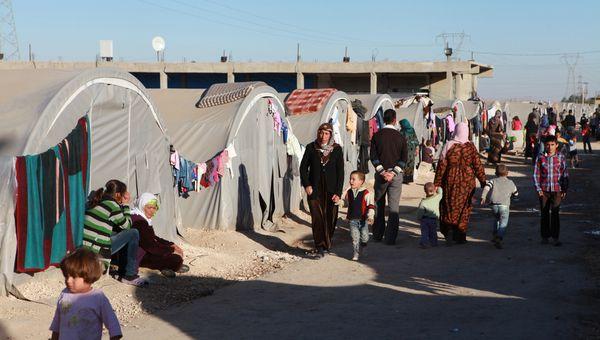 פליטים כורדים. ארכיון