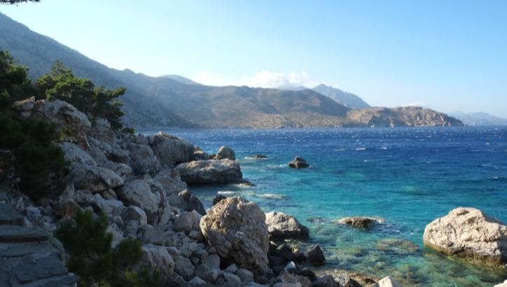 חופים ביוון
