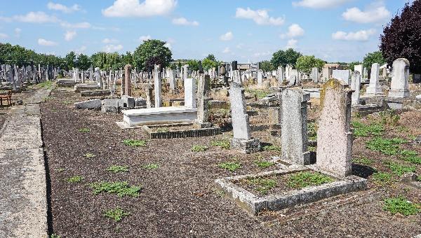 בית קברות יהודי באירופה