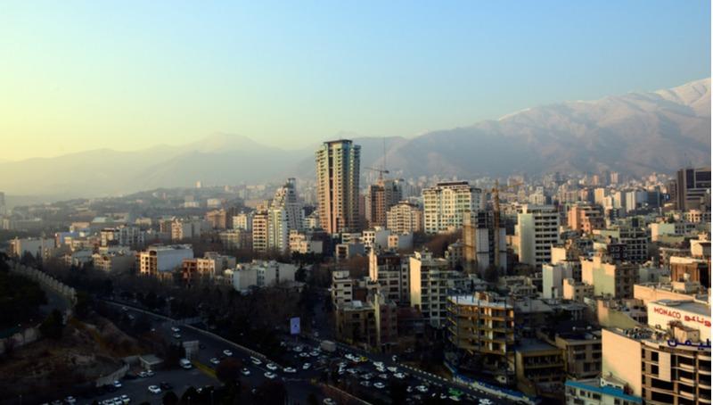 טהרן בירת איראן