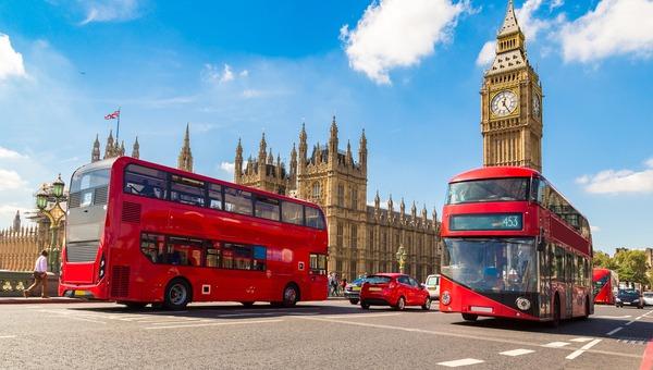 לאן יועדו הפצצות? לונדון