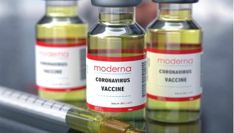 החיסון של מודרנה