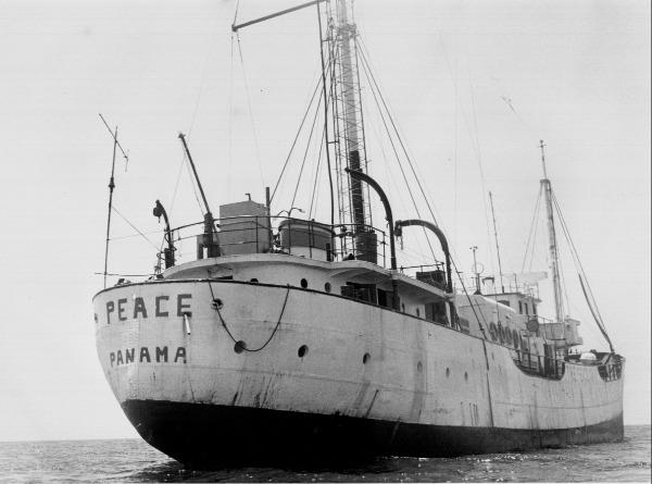 ספינת רדיו