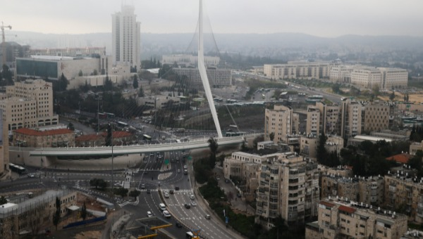 אזור הכניסה לירושלים