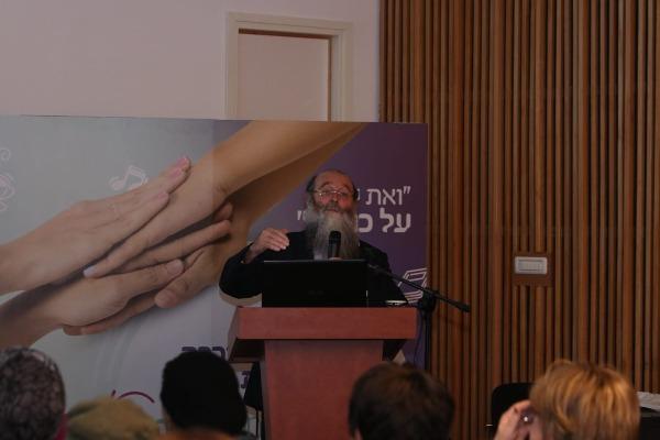 הרב בורשטיין בכנס