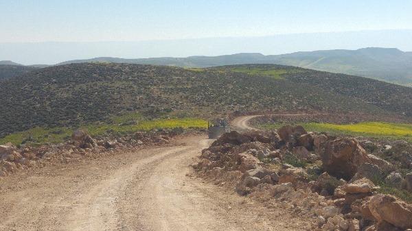 דרך ההברחות בדרום הר חברון