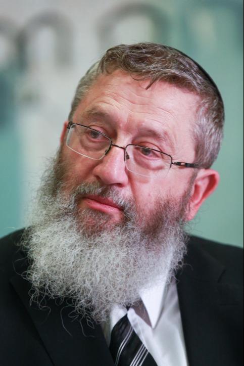 הרב יגאל שפרן