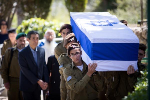 לוויה צבאית. ארכיון