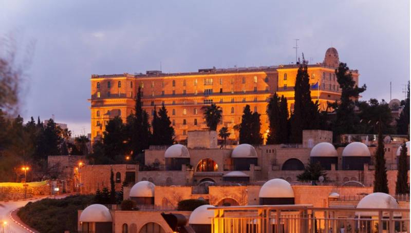 התיירים יחזרו? מלון המלך דוד