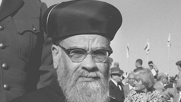 הרב יצחק נסים