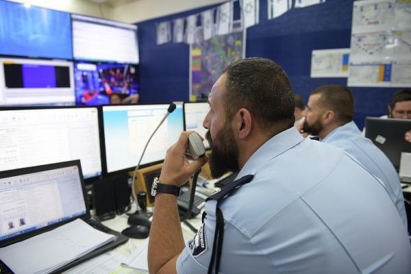 """חמ""""ל המשטרה שהוקם במיוחד לקראת ההילולה במירון"""