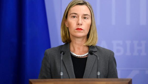 שרת החוץ של האיחוד, פדריקה מוגריני