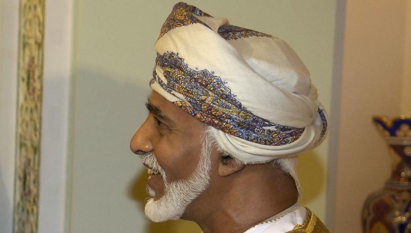 קאבוס בן סעיד, סולטן עומאן שהלך לעולמו