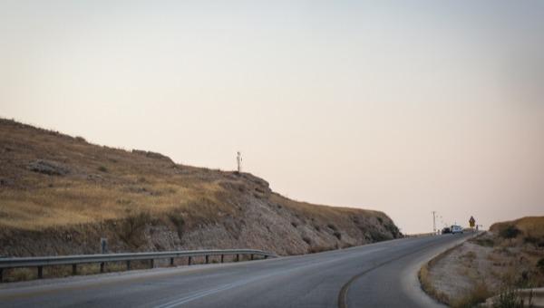 כביש 90 בבקעת הירדן
