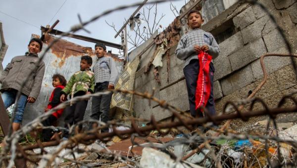 הסתה מגיל צעיר. ילדים פלסטינים