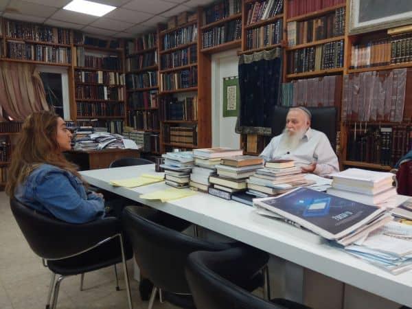 הרב דרוקמן בראיון ל