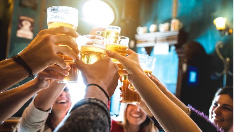 שותים אלכוהול. לא רק בפורים