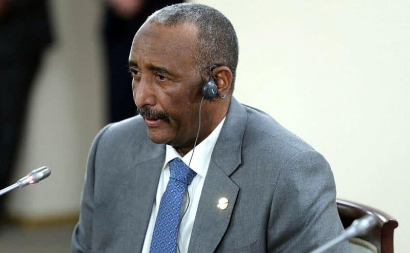 נשיא סודאן אל-בורהאן