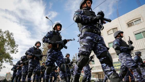 שוטרים פלסטיניים. ארכיון