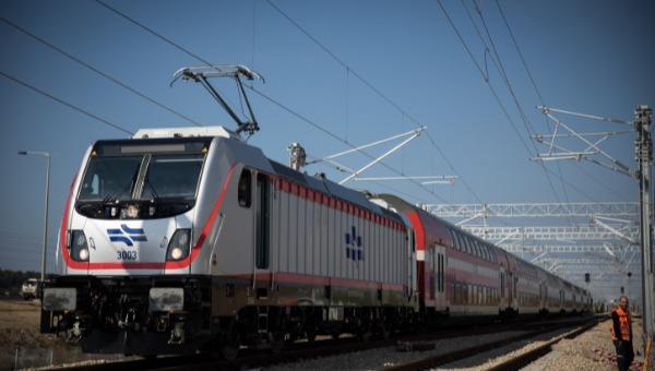 רכבת ישראל. חוזרת חלקית