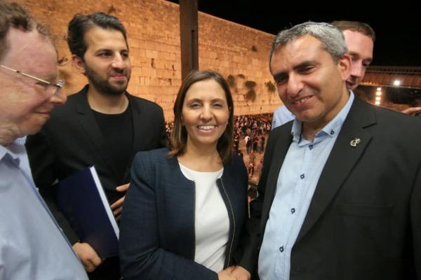 השרין אלקין וגמליאל