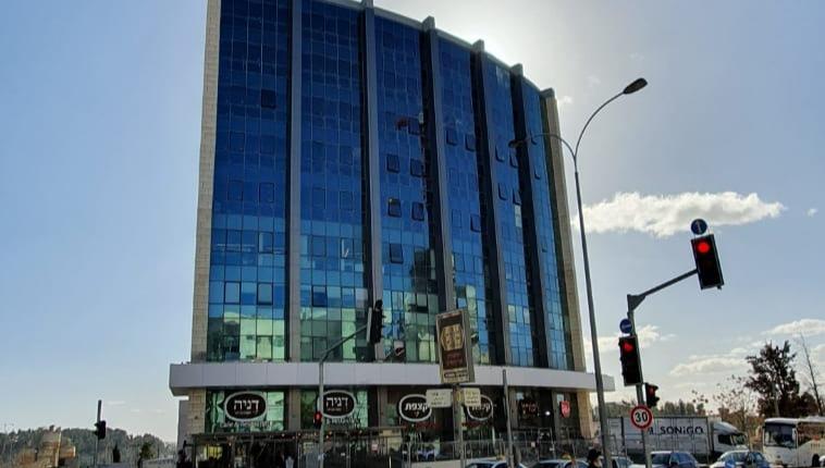 הבניין החדש של תאגיד