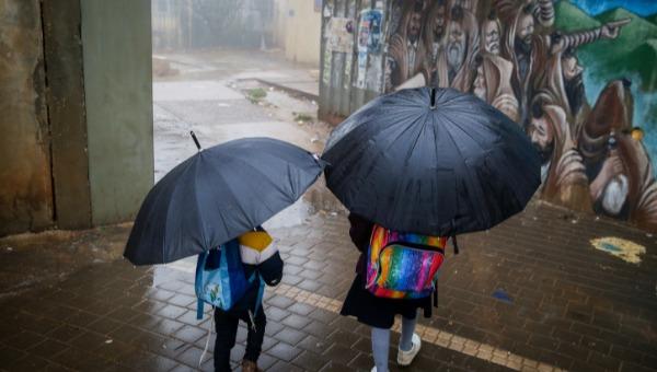 הגשם יחזור לביקור קצר