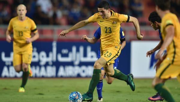 נבחרת הכדורגל של אוסטרליה
