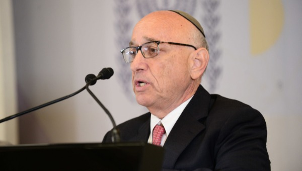 יעקב נגל. אחד משני חברי הוועדה שפרשו