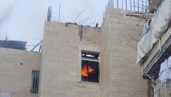 השרפה בירושלים