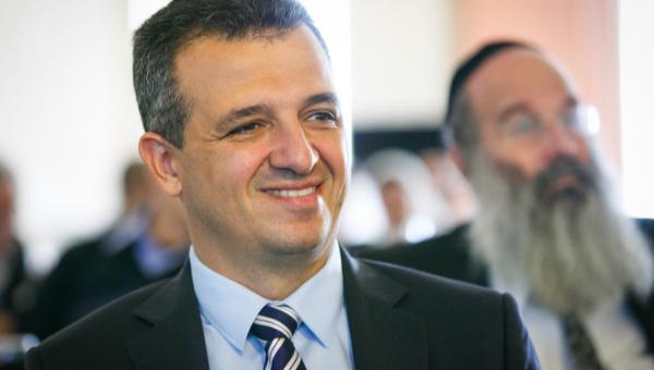 כרמל שאמה-הכהן, ראש עיריית רמת גן