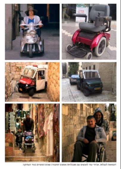 הנגשה ברחבי ירושלים