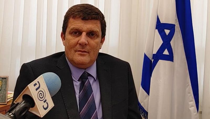 חבר הכנסת עמית הלוי
