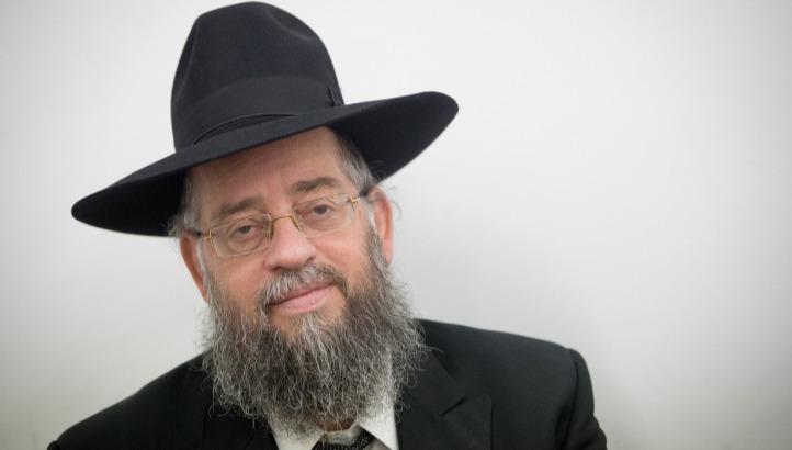 הרב אברהם ישעיהו הבר
