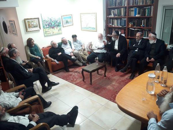 כינוס רבני הציונות הדתית