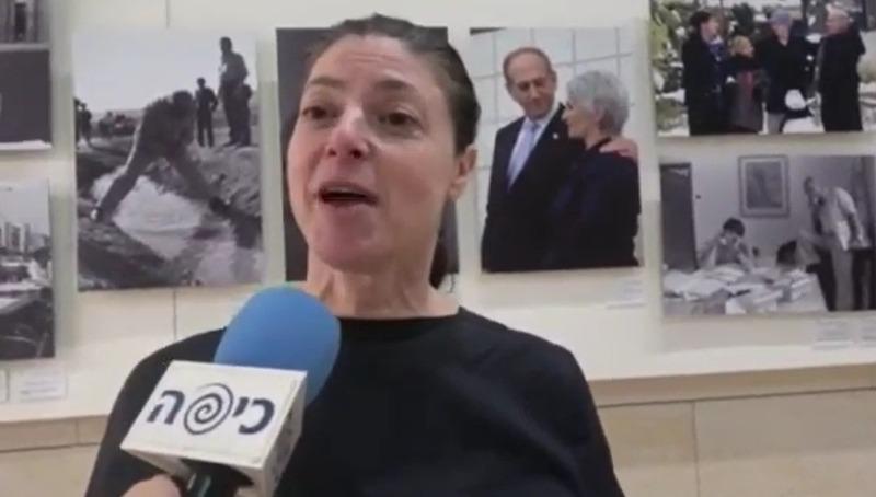 """ח""""כ מרב מיכאל בהשבעת הממשלה"""