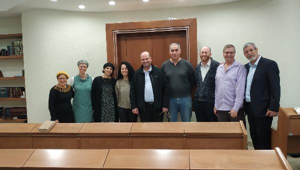 השקת בית הכנסת החדש לנשים