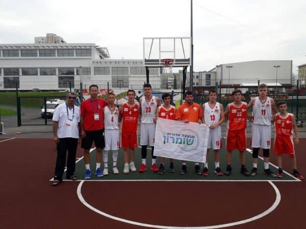 הנבחרת ברוסיה