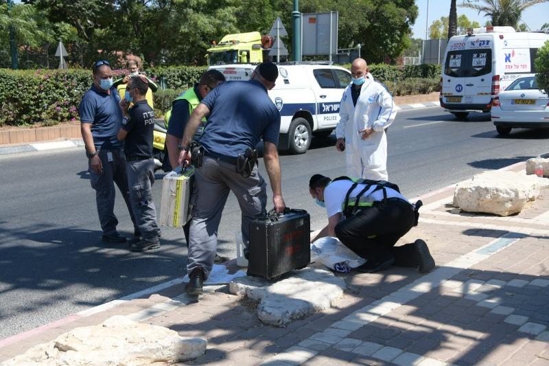 חשד לפיגוע, המשטרה בוחנת את הנסיבות