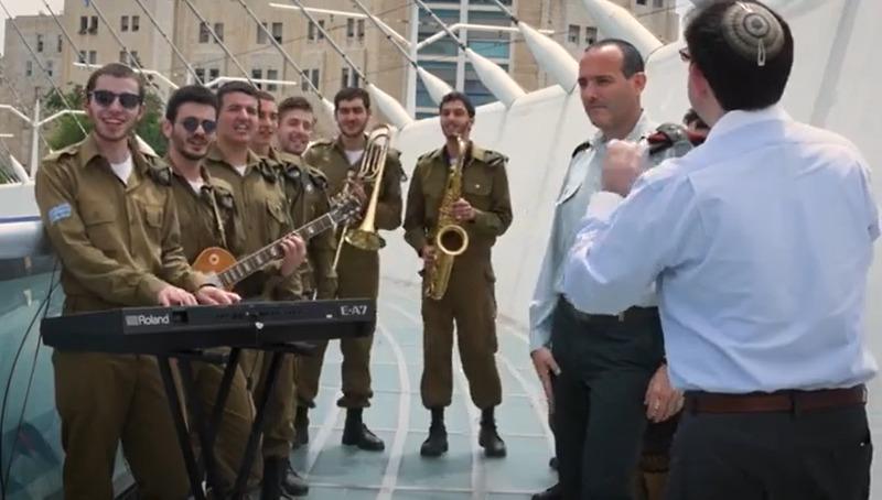 להקת הרבנות הצבאית