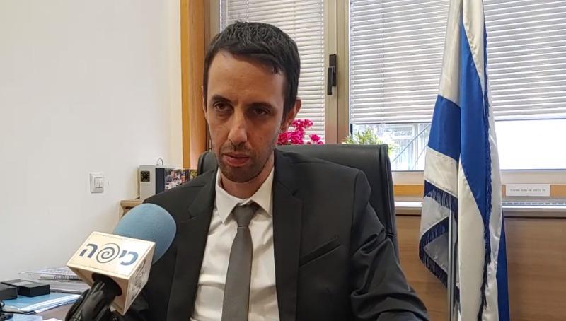 חבר הכנסת אריאל קלנר