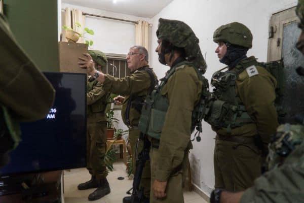 """צה""""ל מיפה את ביתו של בית המחבל שרצח את רינה שנרב"""